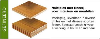 Soorten multiplex